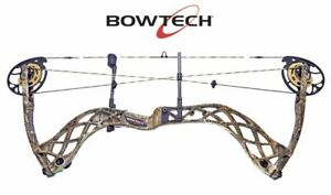Bowtech Carbon Icon G2 Compound Bow RH or LH
