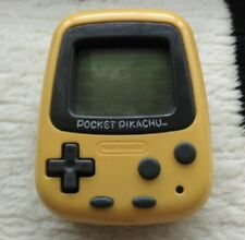 pocket pikachu pokemon pedometer from Japan