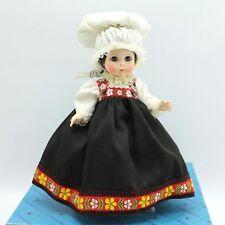 Vintage Madame Alexander NORWAY Doll & Box #584