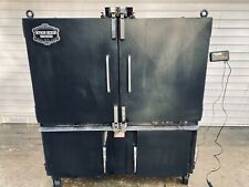 Commercial Insulated Vertical Smoker Nsf with CyberQ Controller