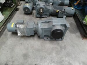 Sew gearmotor 0.37KW 2.5r/min KH87B