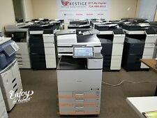 Ricoh Mp C4504ex Copier Printer Scanner Super Low Meter Count Only 38k