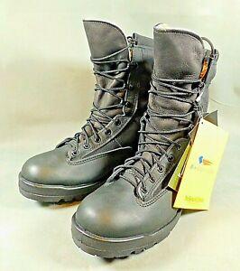 BELLEVILLE 770V Colder Weather 200g Insulated Black Flight Boots Size 10 Regular