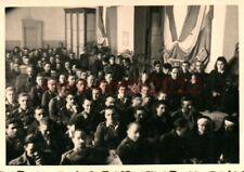 Foto, Luftwaffe, italia, Catania, assemblea nella casa cittadino, 1942; 5026-213