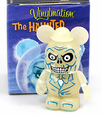 "Disney Vinylmation Haunted Mansion Hitchhiking Ghost Ezra Glow VARIANT 3"" Figure"