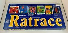 Vintage Waddingtons 1973 Ratrace Board Game - (LOU/GA6207)