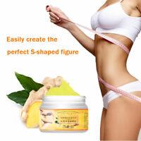 Ginger Fat Burning Anti-cellulite Full Body Slimming Cream Gel Weight Loss US