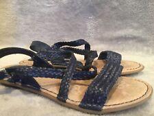 navy blue boc sandals   eBay