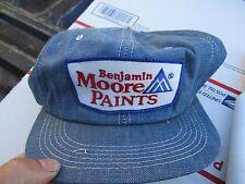 BENJAMIN MOORE PAINTS Snapback  Trucker Hat Cap