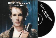 CD CARTONNE CARDSLEEVE COLLECTOR 1 TITRE JEFF BUCKLEY FORGET HER 2003