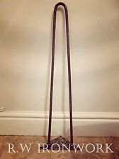 Hairpin Legs. Retro, Eames era. set of four legs