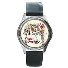 Chrono Trigger Game Leather Wrist Watches New
