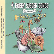 NEW Animals At the Zoo (Bobby Susser Songs for Children) (Audio CD)