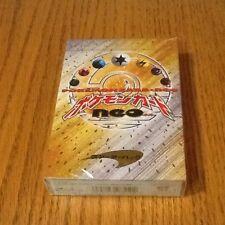 Japanese Pokemon (Pocket Monsters) TCG NEO 1 Theme Deck Factory Sealed