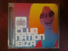 COMPILATION - CLUB NATION IBIZA (MINISTRY OF SOUND) CD.