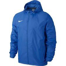 Nike Boys Kids Sideline Rain Jacket Hooded Waterproof Coat Wind Breaker Hoodie