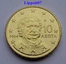 Griekenland / Greece 10 cent 2004 UNC