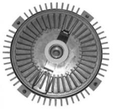 NRF Kupplung, Kühlerlüfter für Kühlung 49646