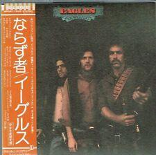 "Eagles ""Desperado"" Japan LTD Mini LP CD Paper Sleeve w/OBI"