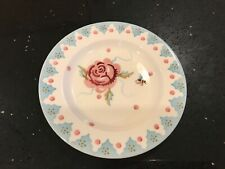 Emma Bridgewater Rose and Bee Plate 6.5 ins
