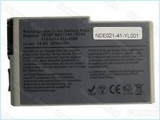 [BR22] Batterie DELL Latitude D600 SERIES - 2200 mah 14,8v