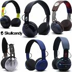New Skullcandy Grind Wired Headset Supreme Sound with Built in Mic Black Blue