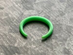 1pc Soft Touch Bioflex Septum Ring / Buffalo Taper Expander Plug Pincer