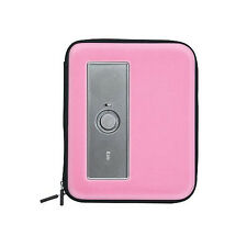 iLuv iSP210 Portable Stereo Speaker Case for Ipad (Pink), New