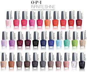 💖 OPI Infinite Shine Nail Varnish/Lacquer Polish 15ml 💖 OPI Top & Base Coat 💖