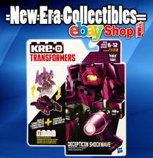 Transformers Kre-O Decepticon Shockwave Collection 2 Hasbro 73Pcs 2015
