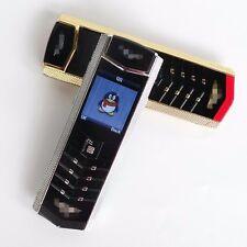 V9 silver Cell phone Unlocked Quad Band Dual SIM MP3 bar mobile phone