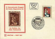 Ersttagsbrief Österreich MiNr. 1651, Kongress der Internationalen Organisation f