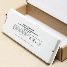 "New 59WH Laptop Battery for Apple MacBook 13"" 13.3"" A1181 A1185 MA561 White"