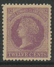 PRINCE EDWARD ISLAND, MINT, #16, OG NH, BEAUTIFULLY CENTERED