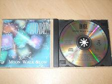 Hobe - Moon Walk Slow (CD) 12 Tracks - Nr Mint - Fast Postage
