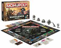 WARHAMMER 40K MONOPOLY BOARD GAME