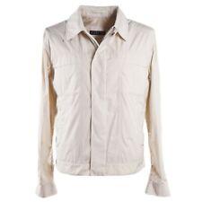 Imperfect $795 CORNELIANI Lightweight Water-Repellent Jacket M (Eu 50)