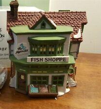 New ListingDept 56 Dickens Village Merchant Shops Series - The Mermaid Fish Shoppe #59269