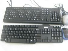 2 X USB  Keyboard and Mouse Combo - Acer and Dell - high quality
