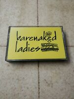 BARENAKED LADIES Self Titled Cassette Tape Indie Private Release RARE