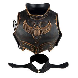 """TBLeague PL2021-179A 1/6 Egyptian God Osiris Black Ver. 12"""" Figure Chest Armor"""