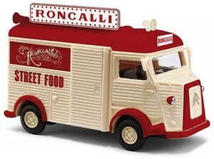 Busch 41930 - 1/87 Citroen Roncalli Street Food - New