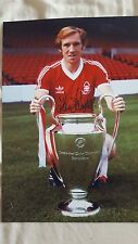 Nottingham forest signed european picture ian bowyer