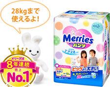 Merries KAO Japan / Baby Diapers Walker Pants / size 3L(15-28kg, 33-62lbs) / 32P