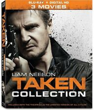 Taken: 3-Movie Collection [New Blu-ray] 3 Pack