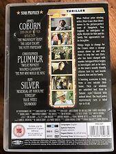 Ron Silver Christopher Plummer Dee Wallace SKELETONS ~ 1996 Thriller | UK DVD