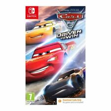 Cars 3: Driven to Win [Code in Box] (Switch)  BRAND NEW AND SEALED - IN STOCK