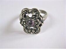 Ring Silber 925 mit Amethyst, 3,68 g