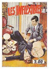 Les Inflexibles  n° 29 -  La boîte à musique - éd. Lutèce 1972