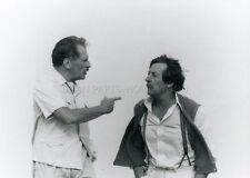 JEAN-LOUIS TRINTIGNANT ROCHEFORT DAVID THOMAS ET LES AUTRES 1985 VINTAGE PHOTO 2